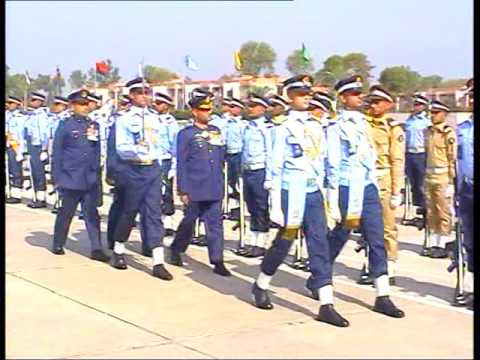 Passing Out Parade Paf Academy Risalpur 2013 ( 110 NGD Course)