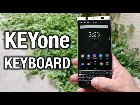 A closer look at the BlackBerry KEYone: Is the keyboard a benefit in 2017?   Pocketnow