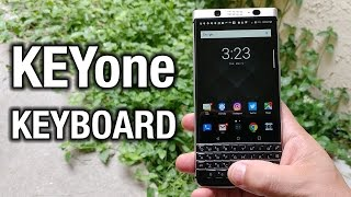 A closer look at the BlackBerry KEYone  Is the keyboard a benefit in 2017?