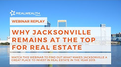 Why Jacksonville Remains at the Top for Real Estate