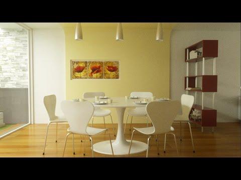 Casa de 2 pisos moderna 6 x 12 metros interior villa for Diseno de apartamento de 4x8 mts