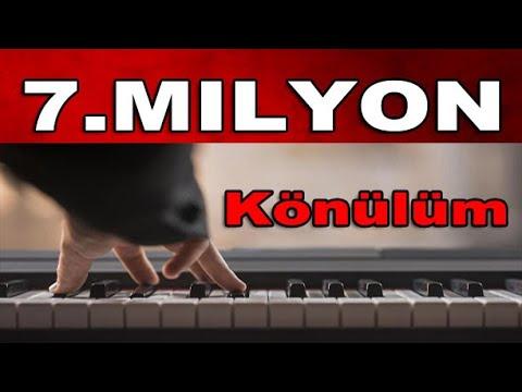 Könülüm.Piano Musiqi  -2017 ( Musiqi/Aranjiman: Celal Ehmedov )
