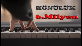Könülüm Piano Musiqi 2017 Musiqi Aranjiman Celal Ehmedov