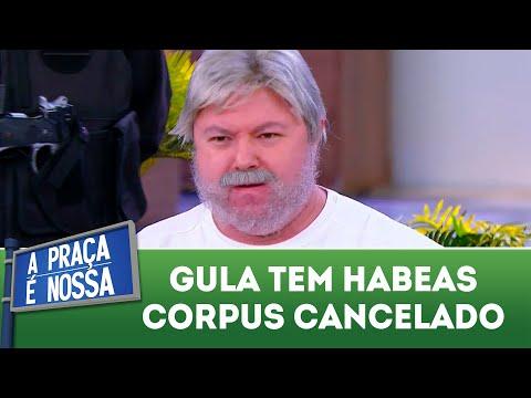 Presidente Gula tem habeas corpus cancelado | A Praça é Nossa (12/07/18)