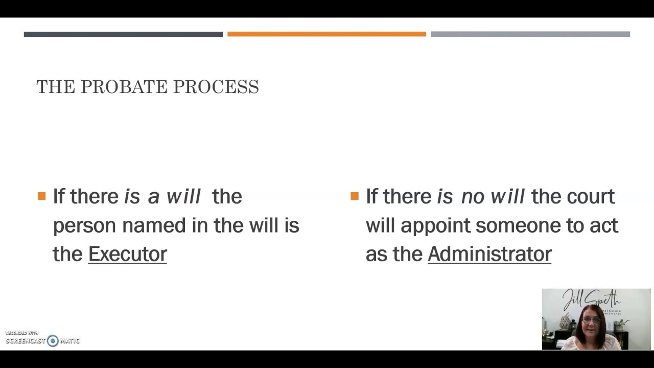 Understanding The Probate Process in Colorado