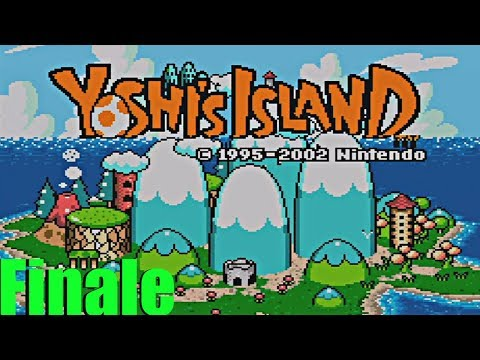 """Let's Play Yoshi's Island Advance 3 Ep 19""""Baby Bowser!!"""""""