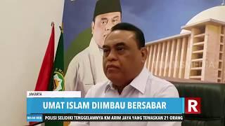 Viral Wanita Mengamuk di Masjid
