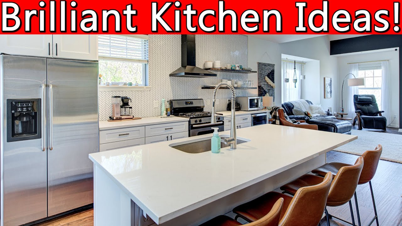 Kitchen Remodel Ideas 5 Amazing Budget Friendly Kitchen Renovation Ideas Youtube