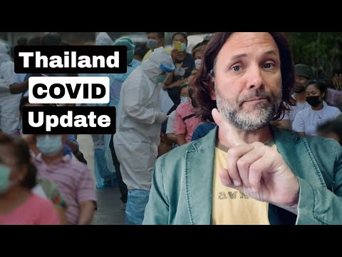 Thailand COVID Update - Bangkok News - 60 Seconds in Thailand