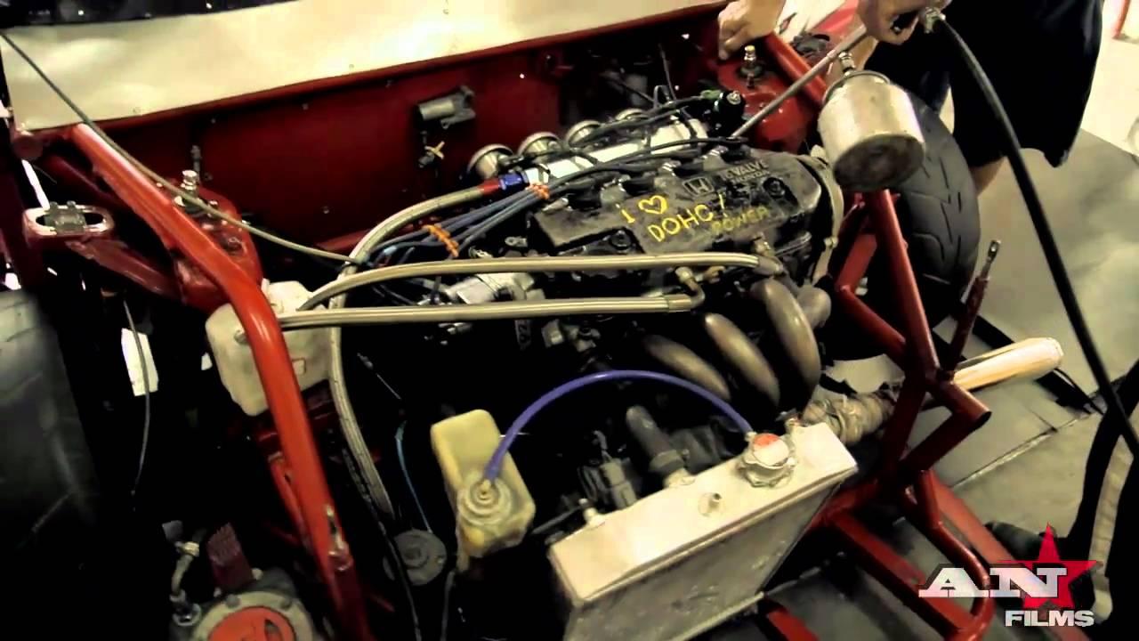 Pink2 Crx All Motor D16a6 (206 50WHP @ 154 98TQ)