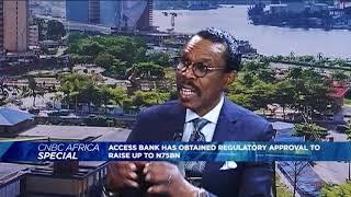 Financial Derivatives CEO Bismarck Rewane on Nigeria's changing banking landscape
