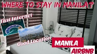 Gambar cover WHERE TO STAY IN MANILA? | Manila Airbnb (Birch Tower) Room Tour