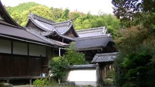 フェノロサの墓所を訪ねて 大津 三井寺・法明院