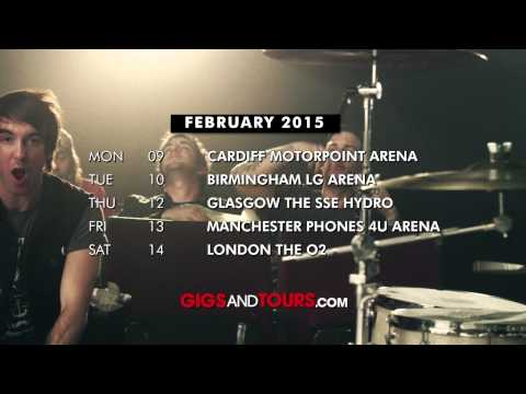 You Me At Six & All Time Low Announce Co-Headline Tour Mp3