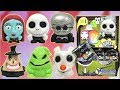 Tim Burton's Nightmare Before Christmas Mashems Squishy TOY Surprise Capsule