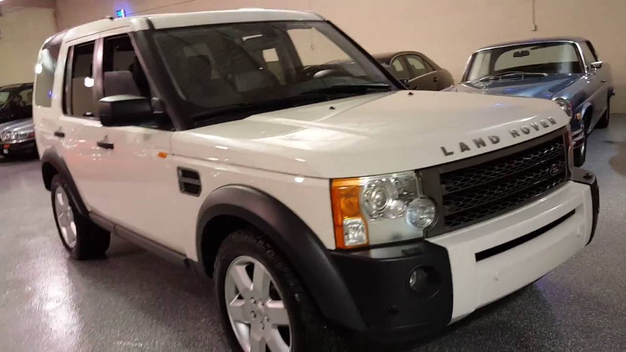 2006 Land Rover Lr3 Hse Sold 2596 Plymouth Mi Youtube