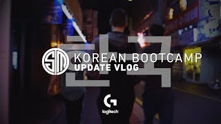 TSM Korean Bootcamp Vlog