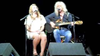 "Dave Kilner Tribute Show Rick Savage and daughter, Jordan playing  ""Tim McGraw"" 3.AVI"