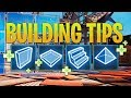 """Fortnite Building Tips """"How To Build In Fortnite On PC & PS4"""" (Fortnite Building Tips & Tricks)"""