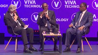VivaTech2019 | Fireside Chat with President Kagame & President Macky Sall | Paris, 17 May 2019