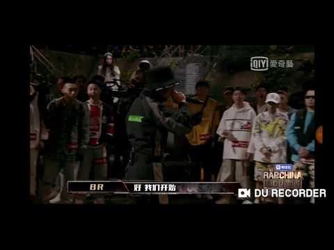 中國新說唱 BR - Avengers 1v1 60s(爛音質)