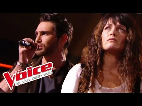 Indila – Dernière Danse | Sam VS Lukas K. Abdoul | The Voice France 2016 | Battle