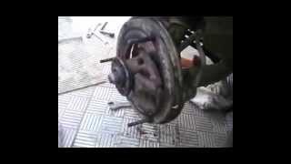 тормозной диск замена тормозных колодок таврия славута