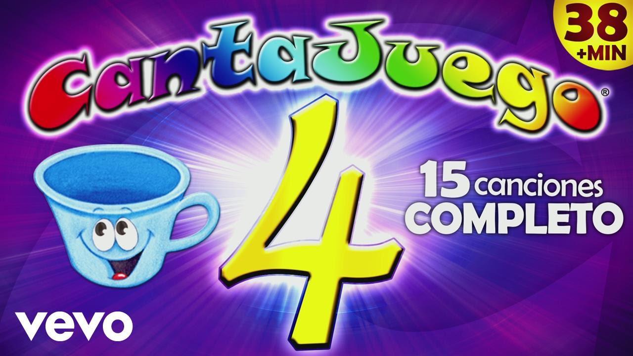 CantaJuego - CantaJuegos Volumen 4 Completo