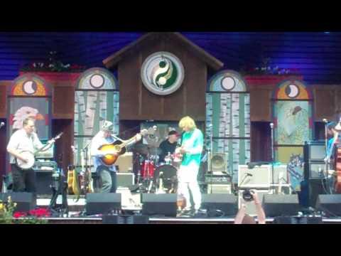 Sam Bush Band, Telluride Bluegrass Festival, June 18, 2016 (Part 1)