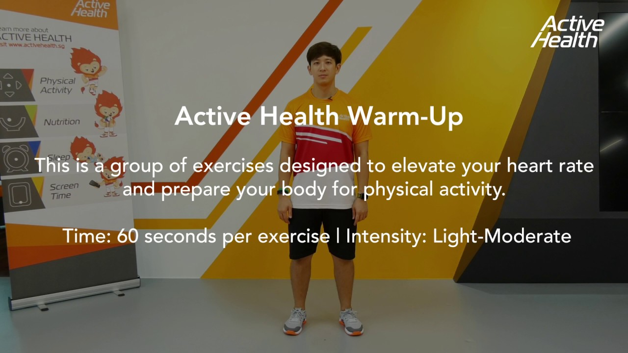 how to prepare for intense physical activity