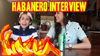 One of vwebs's most viewed videos: Habanero Pepper Interview