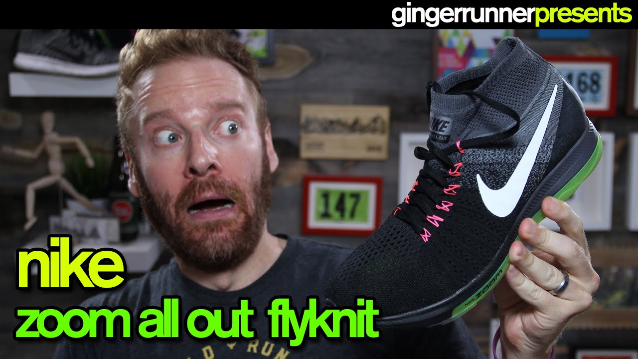 3bab5fdc393 NIKE ZOOM ALL OUT FLYKNIT REVIEW