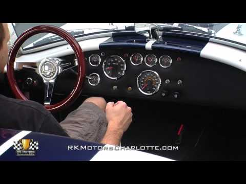 133217 / 1965 Shelby Cobra Backdraft Racing