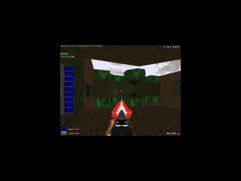 Doom Coop with supercapo999 Plutonia Level 1: Congo