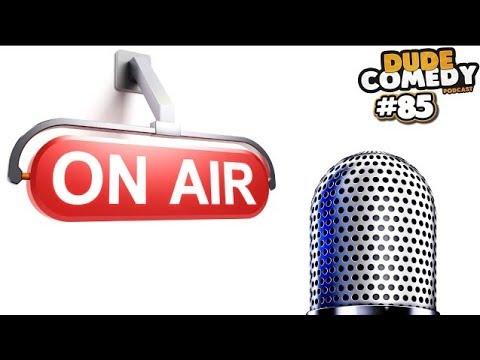 DudeComedy Goes LIVE on Radio!! #85