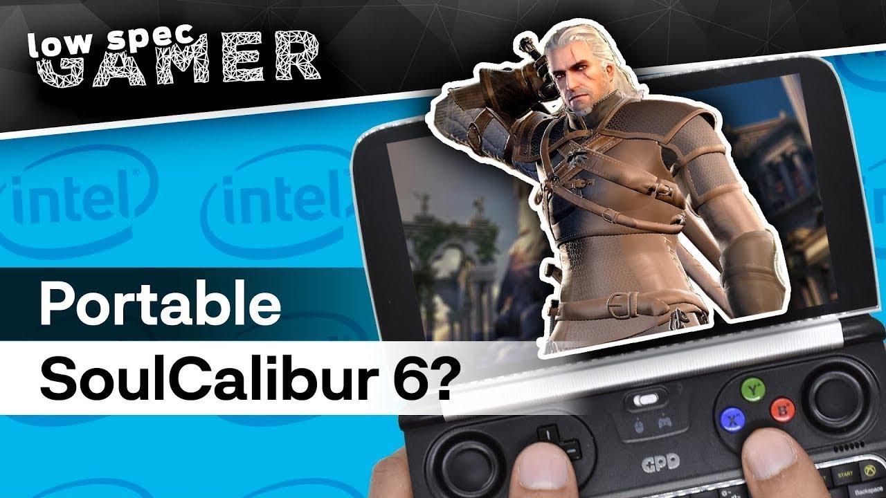 В SoulCalibur 6 ухудшили графику. Зато теперь игра пойдет даже на карманном ПК — видео