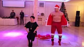 Дед Мороз на корпоратив 23.12.17