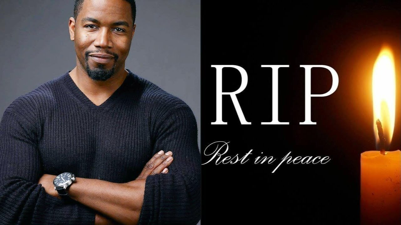 Download R.I.P. We Are Extremely Sad To Report About Sudden Death Of Michael Jai White' Beloved Son.