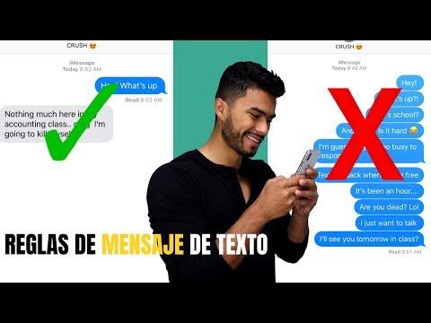 12 Reglas De Mensajes De Texto Que Todo Hombre Debería Saber