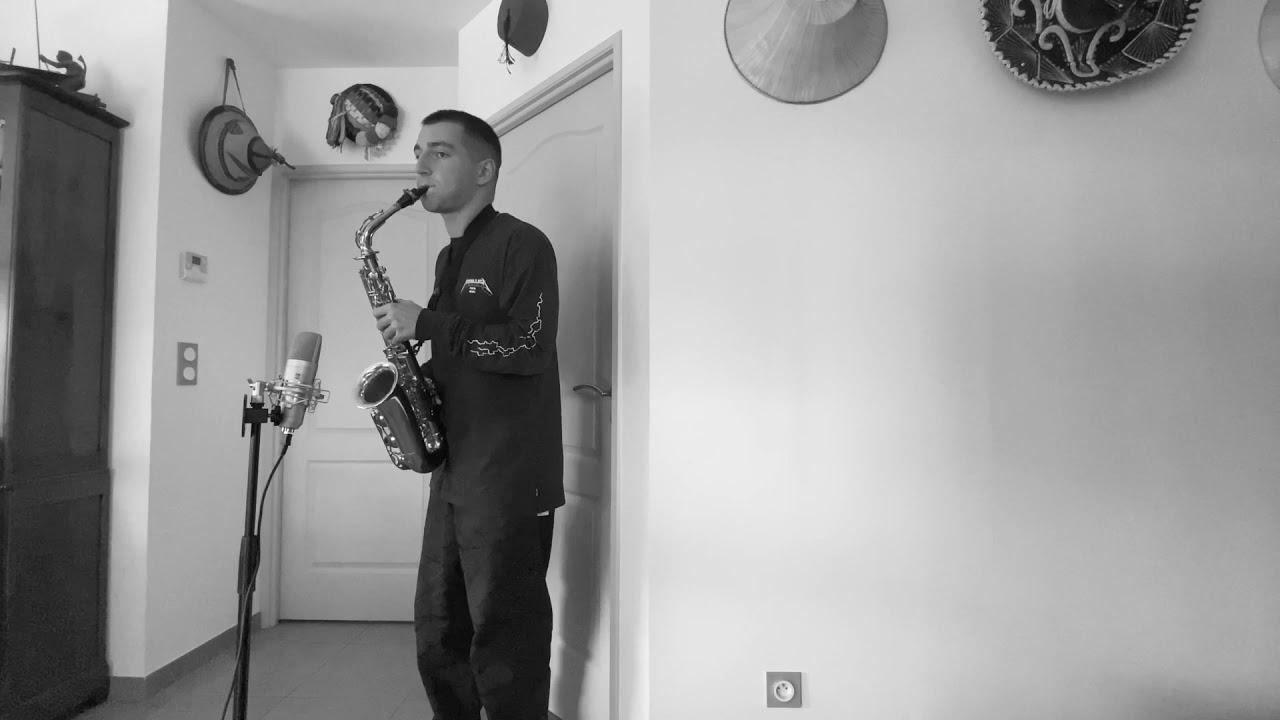 Download 16 - Wejdene (Cover Saxophone)