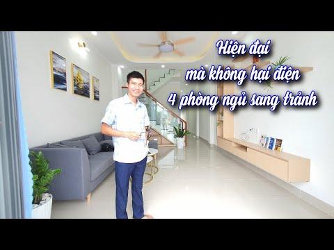 Sự thật của nghề xây dựng. Cùng Nam Phong tìm hiểu về căn nhà bán 4m ngang đầy sự quyến rũ