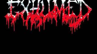EXHUMED- EXHUME TO CONSUME