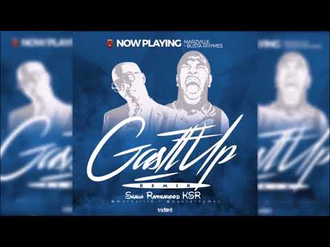 Marzville and Busta Rhymes - Gas It Up Remix