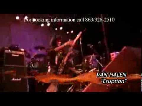Earl Brown's Eruption - promo video v.2