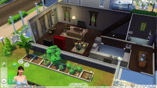 PS4 Sims 4 Deluxe Party Edition gameplay