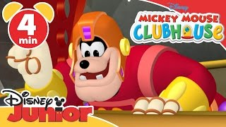 Magical Moments | Mickey Mouse Clubhouse: Power Pants Pete | Disney Junior UK