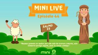 MINI LIVE IPNONLINE Ep 44: TU ESTÁS COMIGO (Lic. Davi Medeiros) 03/09/2020