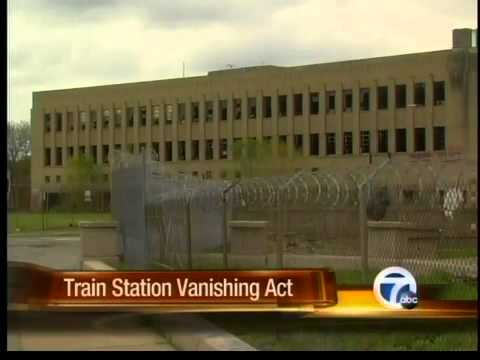 Train station vanishing act Travel Video