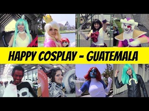 Happy Cosplay - Guatemala