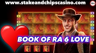 Online Slot - BOOK OF RA 6 VISIT 🚨 CASINO BONUS WINS !! Cashout ?